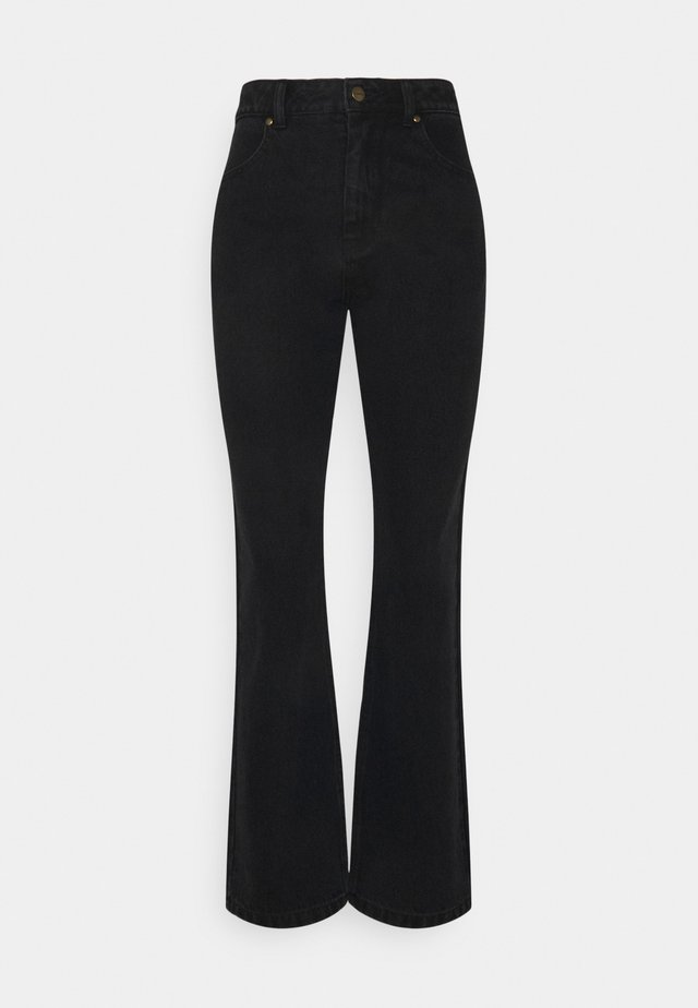 Jeans bootcut - washed black