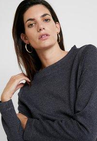 Esprit - Long sleeved top - grey/blue - 4