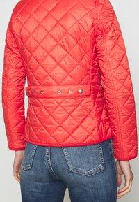 Polo Ralph Lauren - BARN JACKET - Light jacket - spring red - 5