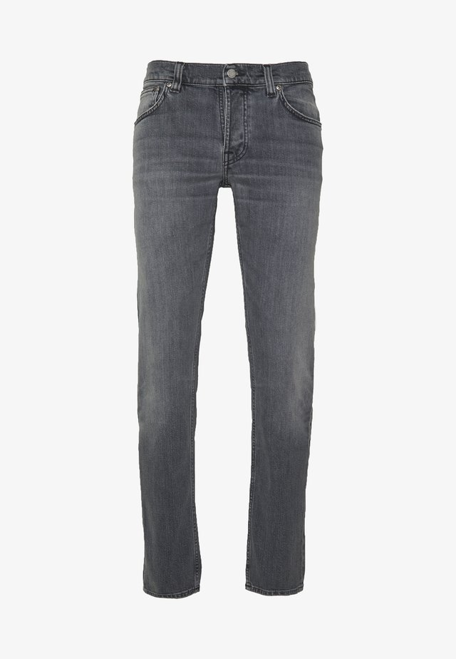 GRIM TIM - Slim fit jeans - pale grey
