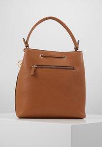 L. CREDI - EBONY - Handbag - cognac - 3