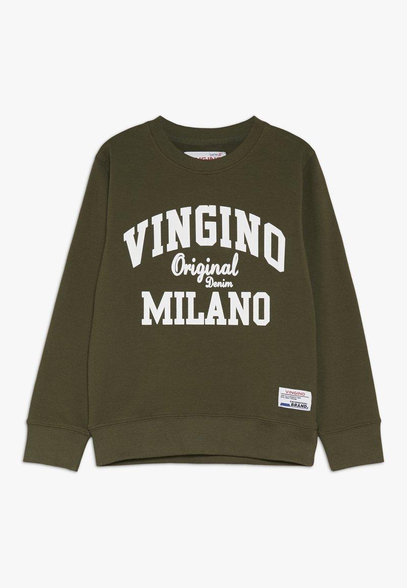 Vingino - NAMRY - Sweatshirt - olive night