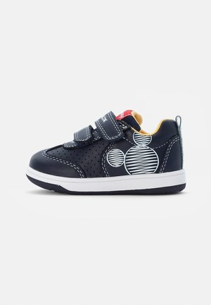 NEW FLICK BOY MICKEY MOUSE - Trainers - navy