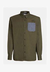 Guess - Shirt - mehrfarbig, grün - 3