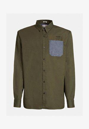 Shirt - mehrfarbig, grün
