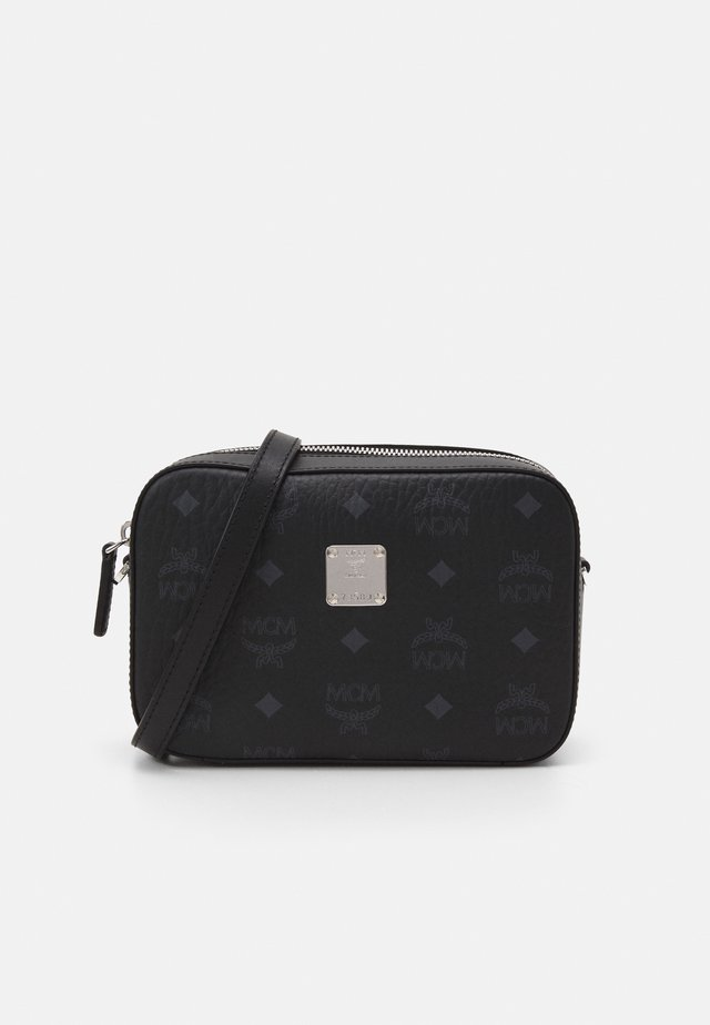 VISETOS ORIGINAL CROSSBODY MINI - Olkalaukku - black