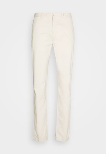 STUART CLASSIC - Chino kalhoty - white