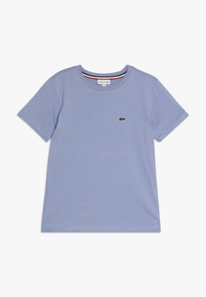 Lacoste - TURTLE NECK - T-shirt - bas - purpy