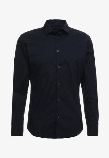 SLHSLIMBROOKLYN - Kostymskjorta - navy blazer
