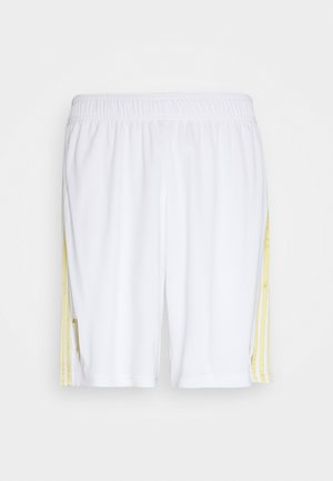 JUVENTUS AEROREADY SPORTS FOOTBALL SHORTS - Sports shorts - white