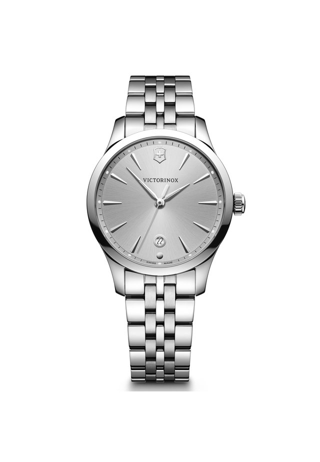 Horloge - grey silver