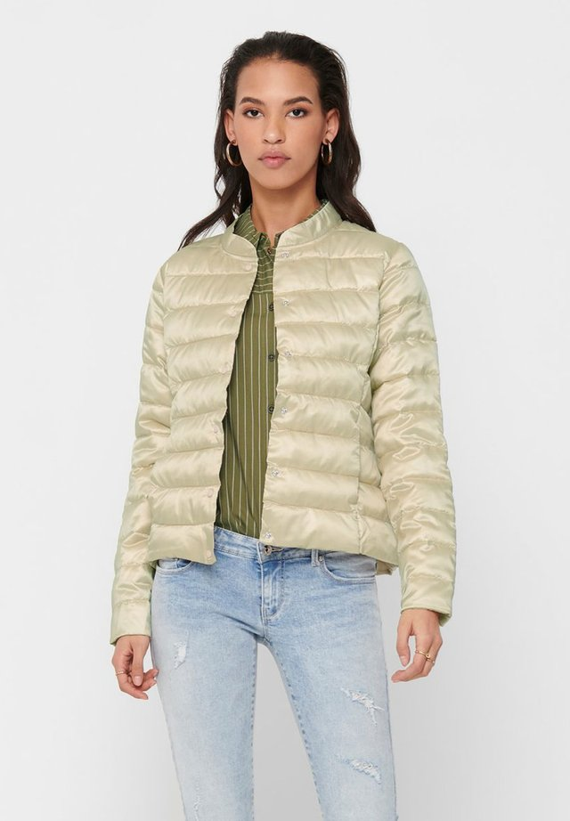 Veste d'hiver - frosted almond