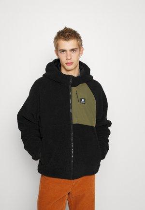 WOLFE - Summer jacket - flint black