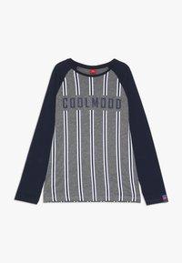 s.Oliver - Long sleeved top - dark grey melange - 0
