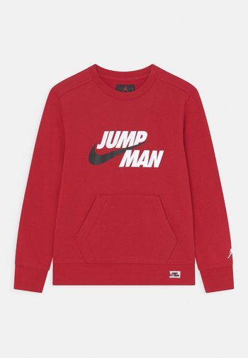 JUMPMAN CREW - Bluza - gym red