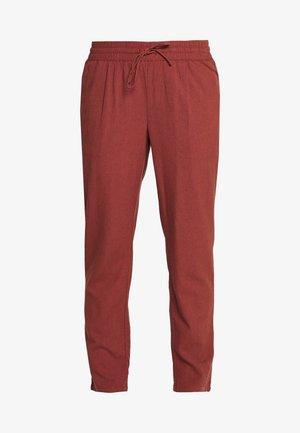 VMHELENMILO ANCLE PANT - Pantalon classique - sable