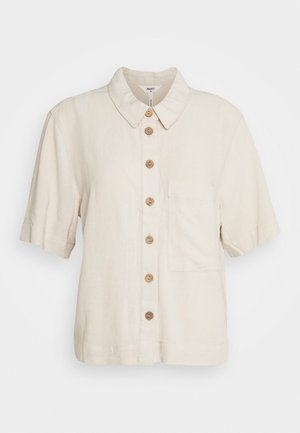 OBJHADY - Button-down blouse - sandshell