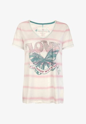 MAILAL - Print T-shirt - light pink