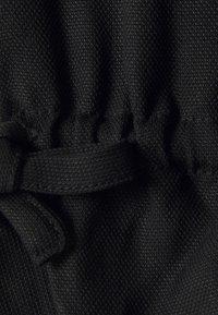 Bruuns Bazaar - PRALENZA DAIJA DRESS - Košilové šaty - black - 5
