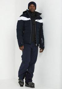 Salomon - ICEMANIA PANT  - Pantalon de ski - night sky - 1