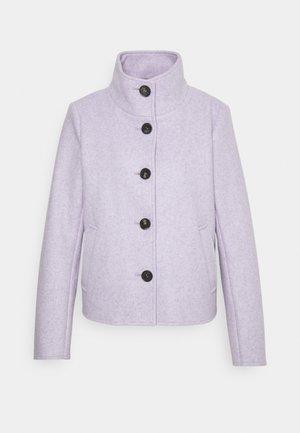 ONLVICTORIA HIGHNECK JACKET - Summer jacket - lavender frost