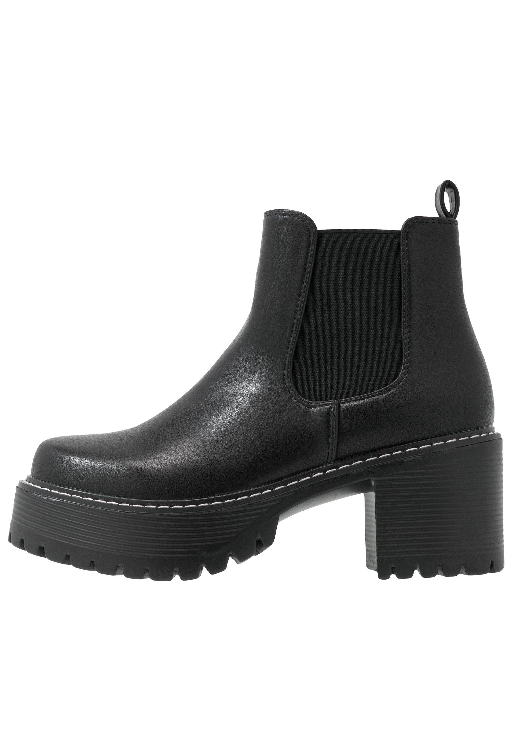 VEGAN Ankelboots black