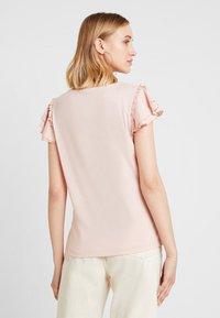 Vila - VILIA - Print T-shirt - rose smoke - 2