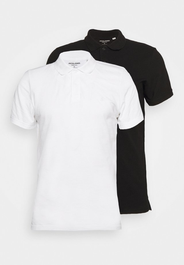 JJEBASIC 2 PACK  - Polotričko - black