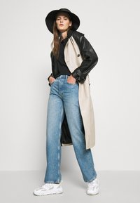 Boyish - THE ZIGGY HIGH RISE - Relaxed fit jeans - dark blue - 6