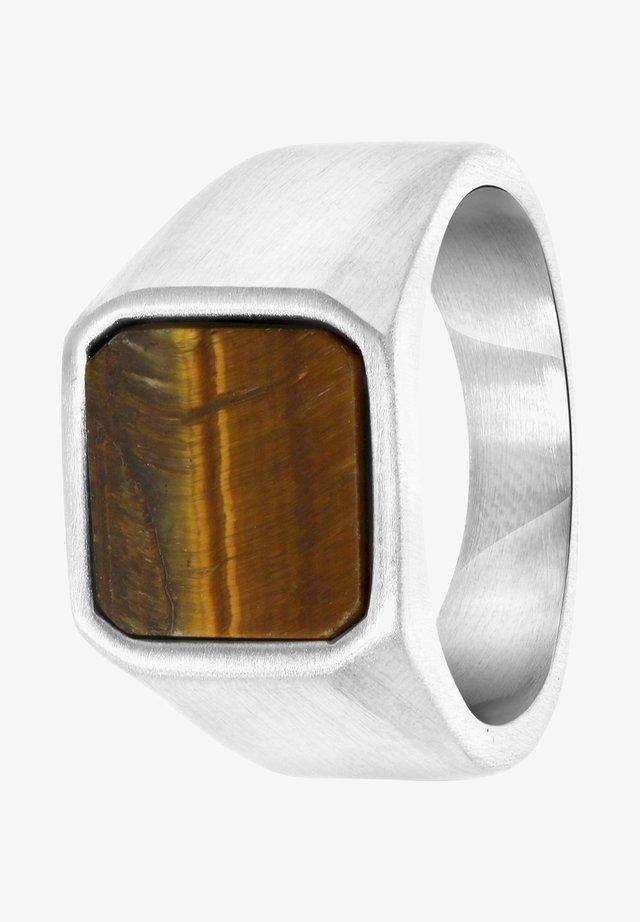Ring - bruin