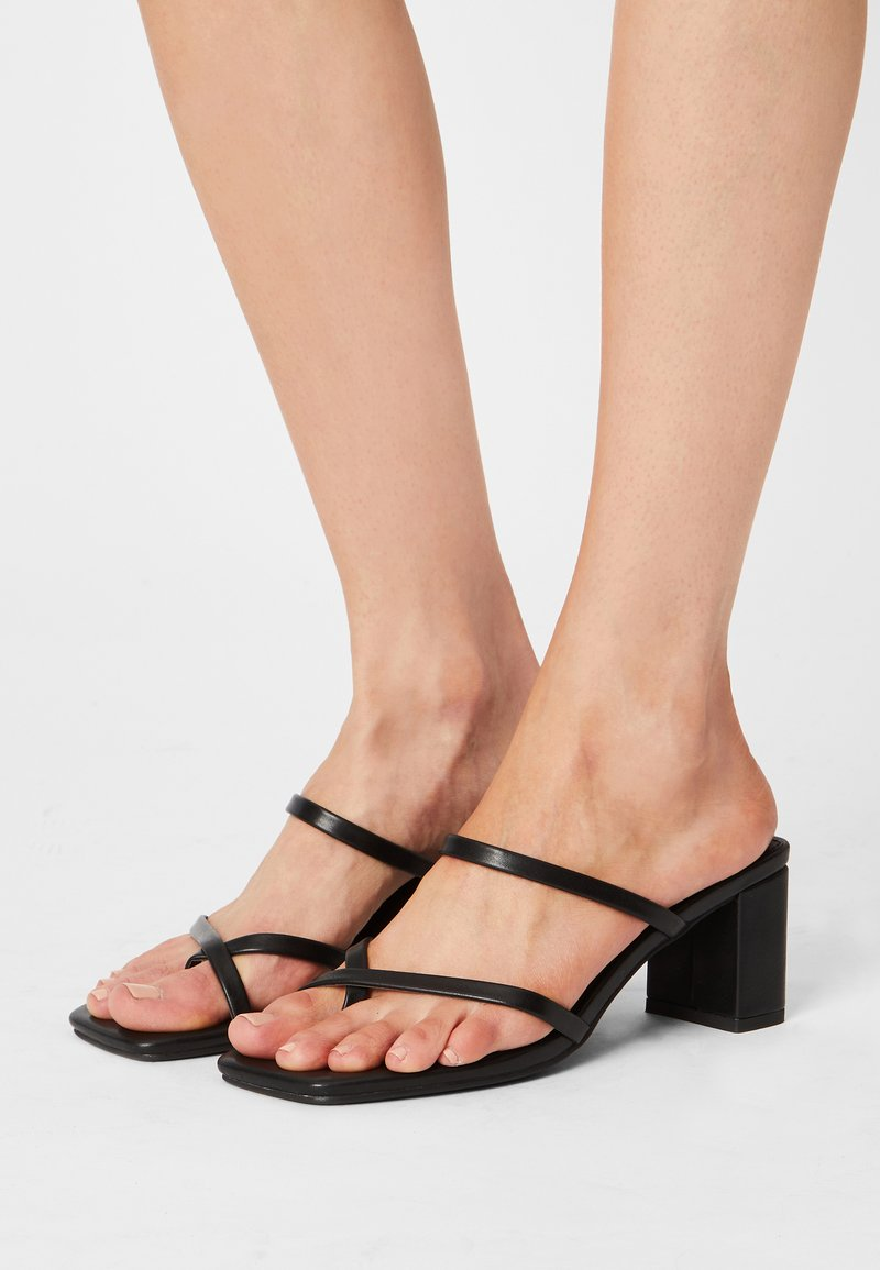 Rubi Shoes by Cotton On - ISLA - T-bar sandals - black
