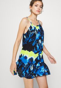 Superdry - DAISY BEACH DRESS - Denní šaty - blue - 3