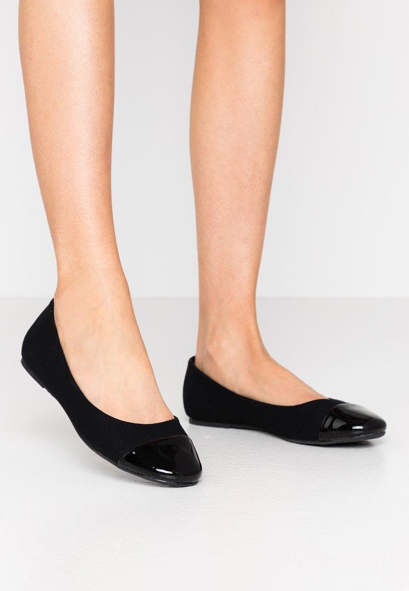 Anna Field - Ballet pumps - black