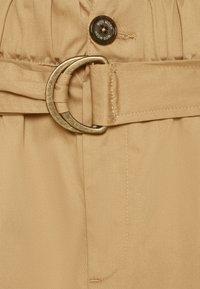 Mos Mosh - AVIA COLE SKIRT - A-line skirt - new sand - 2
