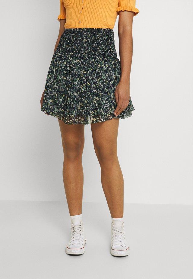 SOFIA - Mini skirt - multi