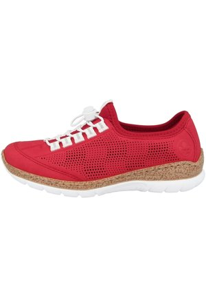 Trainers - fire-red (n42w8-33)