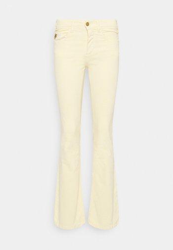 MELROSE - Pantalon classique - double cream