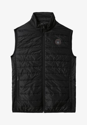 ACALMAR - Waistcoat - black