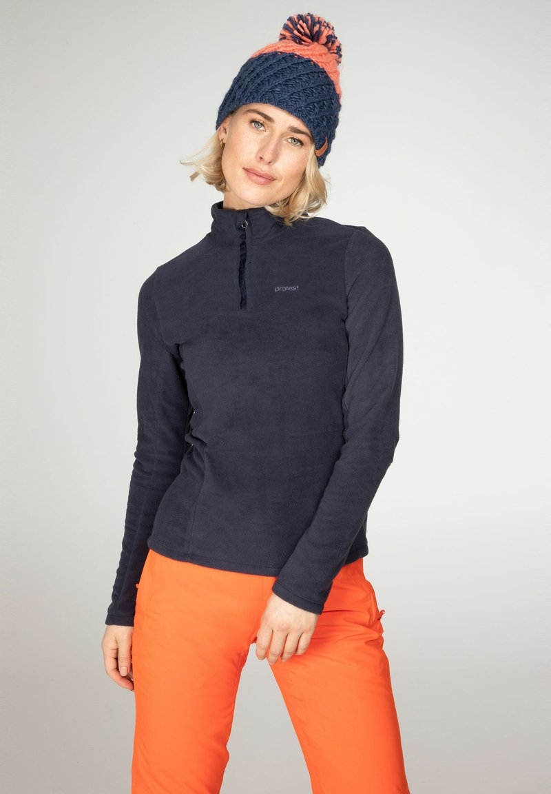 Protest - MUTEZ - Fleece jumper - space blue