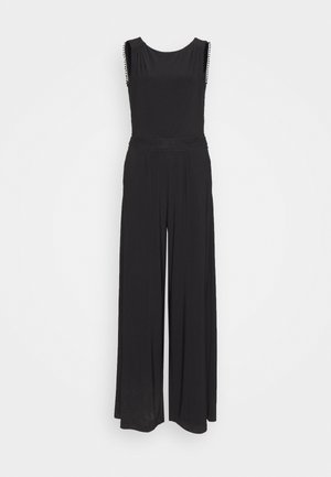OVERALL LANG - Tuta jumpsuit - true black
