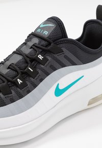 Nike Sportswear - AIR MAX AXIS - Trainers - black/spirit teal/white/platinum tint - 2