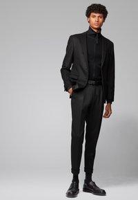 BOSS - GALBERTO - Zip-up hoodie - black - 1