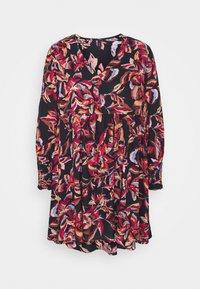 YASSHALLY DRESS - Denní šaty - sky captain/shally