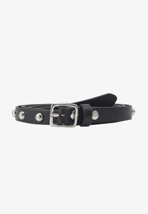 PATTI STUDDED BELT - Cintura - black