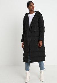 KIOMI - Down coat - black - 1