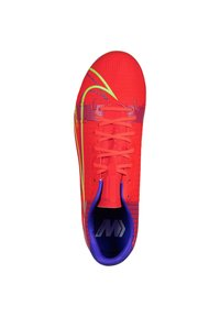 Nike Performance - MERCURIAL VAPOR ACADEMY AG F - Moulded stud football boots - bright crimson/metallic silver - 3