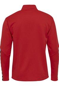 Hummel - HMLAUTHENTIC - Sweatshirt - true red - 1