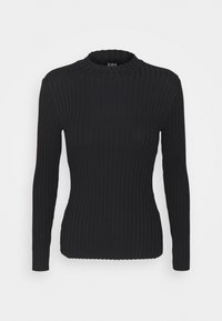Zign - Long sleeved top - black - 5