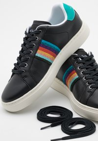 Paul Smith - EXCLUSIVE LAPIN - Sneakersy niskie - black - 6