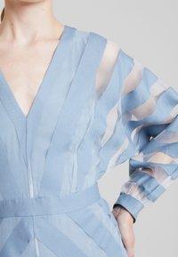 IVY & OAK - VOLANT DRESS - Occasion wear - mineral blue - 6
